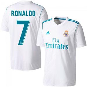 Camisa Real Madri Cristiano Ronaldo