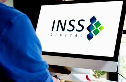 Agendamento online no INSS