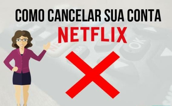 Como cancelar Netflix