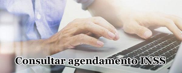 Consultar agendamento INSS