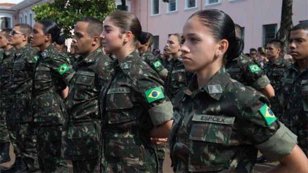 Alistamento Militar feminino 2020