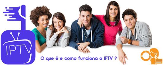 Como funciona a IPTV