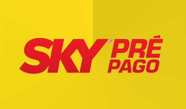Sky TV pré-pago recarga pagamento